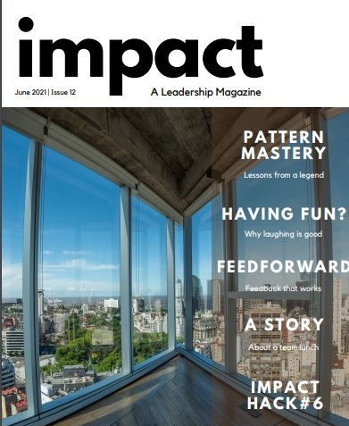 Lessons from a legend and more in this month's IMPACT