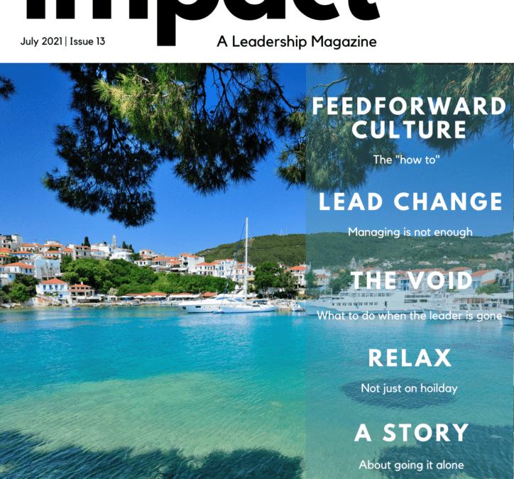 IMPACT Magazine celebrates one year